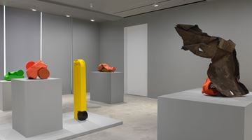 Contemporary art exhibition, Carol Bove, Ten Hours at David Zwirner, Hong Kong