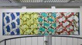 Contemporary art exhibition, Claude Viallat, Claude Viallat at Kamakura Gallery, Japan