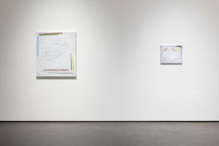 Exhibition view: Sen Chung, temporality, Wooson Gallery, Daegu (17 June–3 September 2021). Courtesy Wooson Gallery.