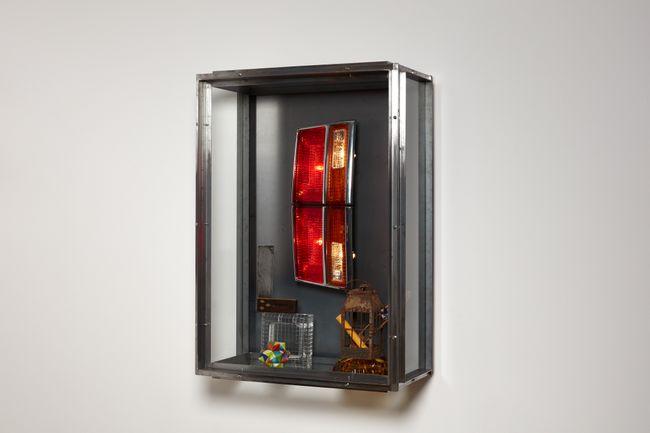 Vanitas: Bird Cage by Keita Miyazaki contemporary artwork