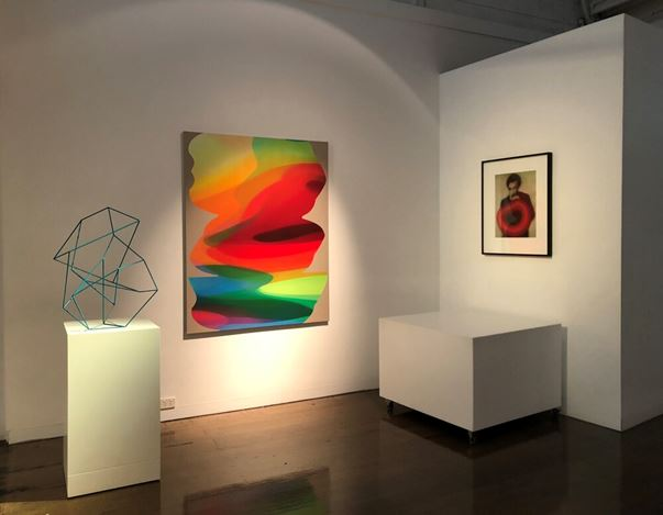 Exhibition view: Colour Sense, Arc One Gallery, Melbourne (3 June–25 July 2020). Courtesy Arc One Gallery.