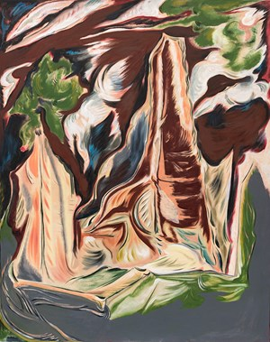 Dusk Borne by Brian Fahlstrom contemporary artwork