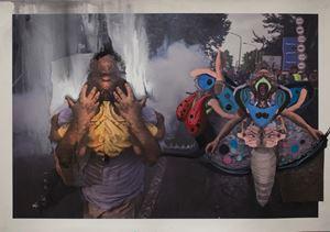 Where is Waldo by Ramin Haerizadeh, Rokni Haerizadeh, Hesam Rahmanian contemporary artwork