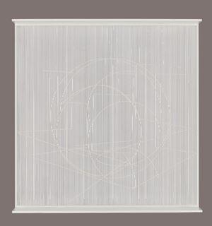 Toute blanche by Jesús Rafael Soto contemporary artwork