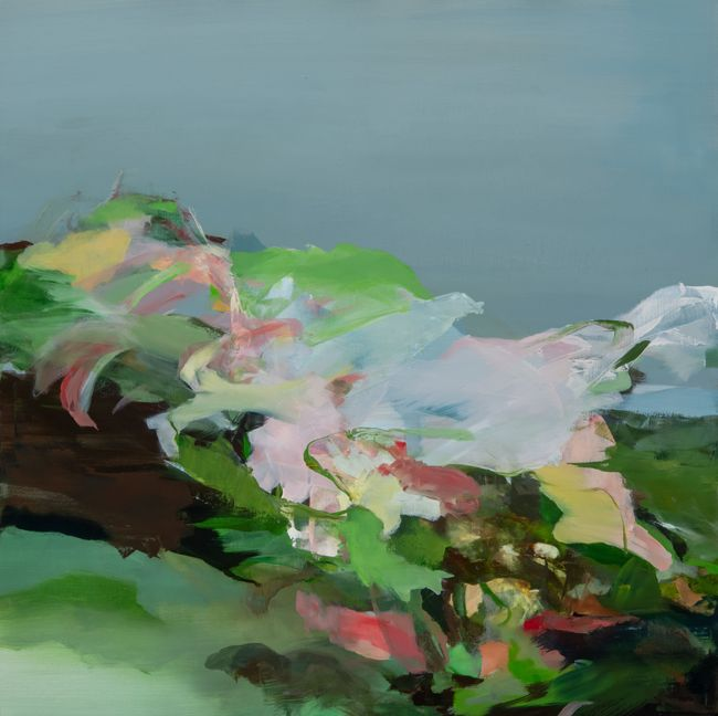 early morning dew by Hollis Heichemer contemporary artwork