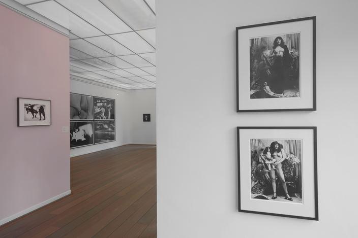 Exhibition view: Group Exhibition, Beauty of Darkness II, Reflex Amsterdam (21 June–4 August 2014). Courtesy Reflex Amsterdam.