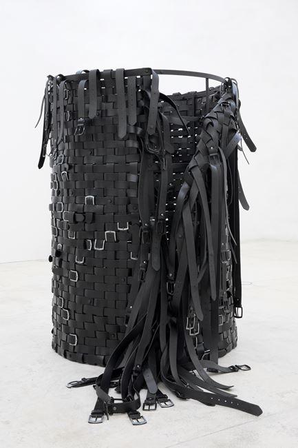 Flagging Down Up All Night by Monica Bonvicini contemporary artwork
