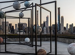Capturing the Unfathomable Cosmos on the Met Museum's Rooftop