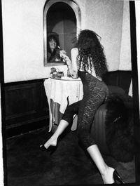 Susanne Bartsch, Studio 54 re-opening by Bill Cunningham contemporary artwork photography