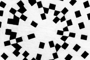 O Abstrato Sol by Sofia Borges contemporary artwork