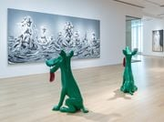 Racket of Cobwebs: Chinese Contemporary Art Group Exhibition