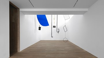 Contemporary art exhibition, Sterling Ruby, SCALES at Xavier Hufkens, Brussels