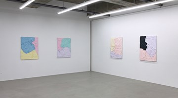 Contemporary art exhibition, Huseyin Sami, Chroma at One Four, Gyeonggi-do
