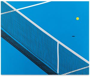 US Open by Brian Alfred contemporary artwork