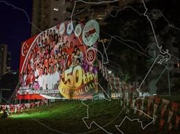 Re-writing history and shifting dioramas: Singaporean artist Green Zeng - in conversation