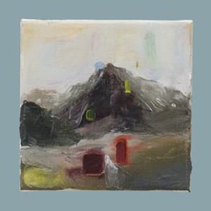 Mountain by Qiu Xiaofei contemporary artwork