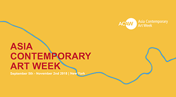 Contemporary art exhibition, Asia Contemporary Art Week 2018 at Ocula Advisory, New York, USA