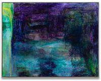 Iris 9:10 by Andro Wekua contemporary artwork painting
