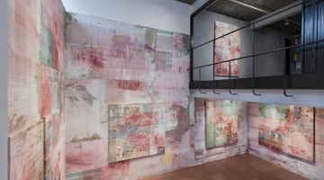 Contemporary art exhibition, Mandy El-Sayegh, Protective Inscriptions at Lehmann Maupin, Seoul