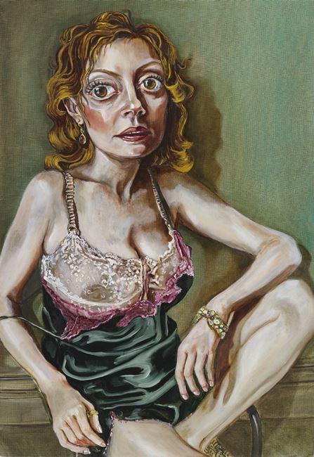 Susan Sarandon by Anh Duong contemporary artwork