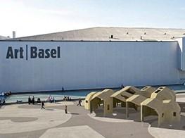 Oscar Tuazon goes off-grid in Basel