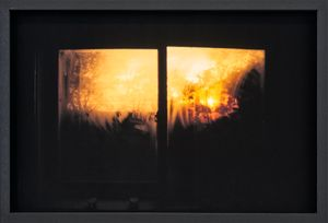 Sun Light From 1999 by Giovanni Ozzola contemporary artwork