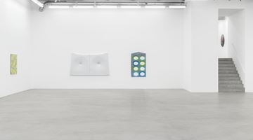 Contemporary art exhibition, Group Exhibition, Pink Noise at Almine Rech, Brussels, Belgium