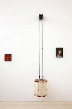 Le Tambour de la Reine, der Trommler der Königin by Rebecca Horn contemporary artwork