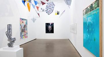 Contemporary art exhibition, Group Exhibition, offen Vol. 2 at Galerie Eigen + Art, Berlin