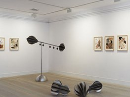 Kalliopi Lemos' In Balance at Gazelli Art House