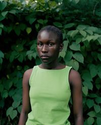 Julia in Greenery by Jocelyn Lee contemporary artwork photography