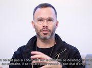 Daniel Arsham 'The Angle of Repose', Perrotin Paris