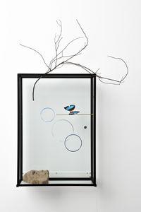 Der Traum des Chinesen by Rebecca Horn contemporary artwork sculpture