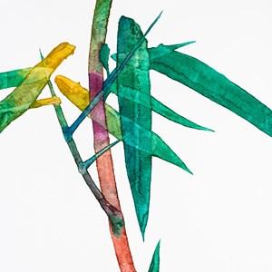 Painting Slowness (Malerei der Langsamkeit) 30 Hours by Shan Fan contemporary artwork