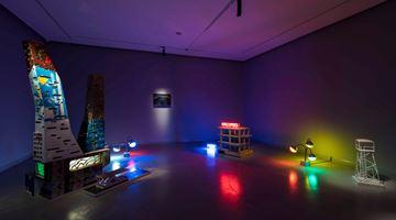 Contemporary art exhibition, Antonio Cosentino, Jpeg Archipelago at Zilberman Gallery, Istanbul