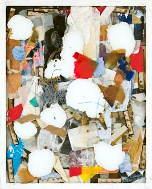 Opium Poppy 13/Street Memory 1 by Shinro Ohtake contemporary artwork