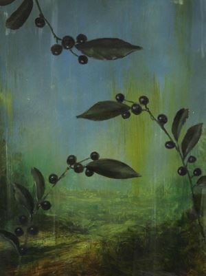And Further There Were None by Christopher Orr contemporary artwork painting