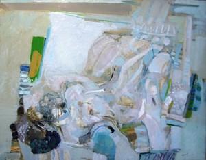 La chambre by Shafic Abboud contemporary artwork