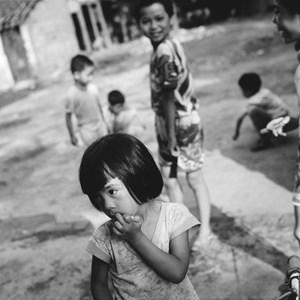 Childhood No.1 Xiaotian Township Chengdu by Li Lang contemporary artwork photography
