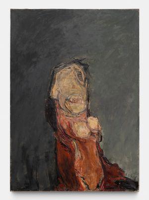 Mr. Triboulet by Roger-Edgar Gillet contemporary artwork