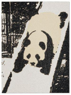 Panda Slide by Rob Pruitt contemporary artwork