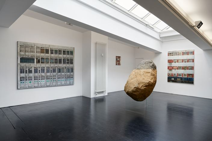 Exhibition view: Group Exhibition, MOMENT TO MONUMENT, Choi&Lager Gallery, Cologne (10 July–30 August 2020). Courtesy Choi&Lager Gallery.