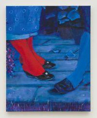 Making Purple by Joshua Petker contemporary artwork painting