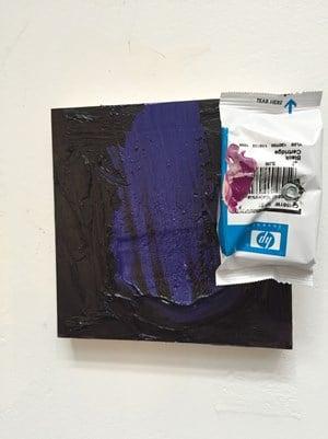 Tear Here by Jessica Stockholder contemporary artwork