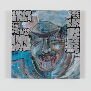 Phycho crusher attack by Ataru Sato contemporary artwork