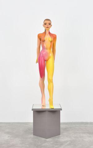 A Muse by Allen Jones contemporary artwork