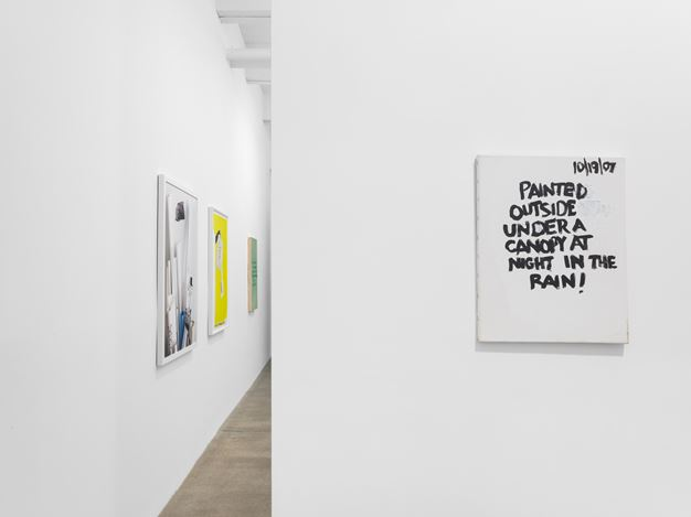 Exhibition view: Group Exhibition, After Hours in a California Art Studio, New York (12 July–10 August 2018). Courtesy Andrew Kreps Gallery.Photo:EPW Studio/MarisHutchinson, 2018.