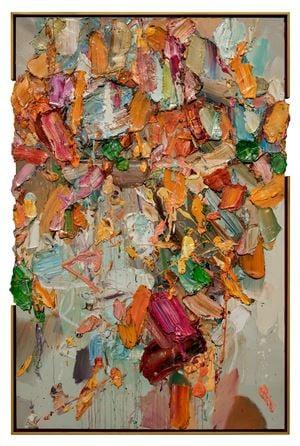 Vulgarity by Erizal As contemporary artwork