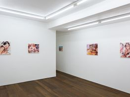 """Laura Lancaster<br><em>Closer and Further Away</em><br><span class=""""oc-gallery"""">WORKPLACE</span>"""