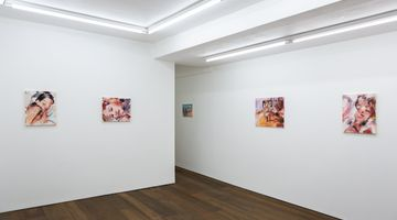 Contemporary art exhibition, Laura Lancaster, Closer and Further Away at WORKPLACE, London